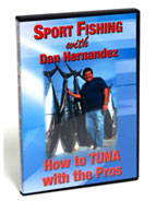 How to Tuna with the Pros DVD
