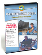 Pacific Sailfish DVD
